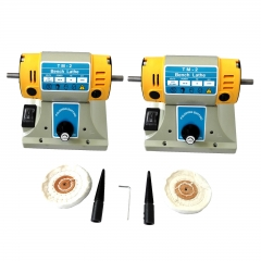 TM-2 Polishing Machine Sander Grinder Lathe Motor Polisher Buffer Smoothing 110V/230V