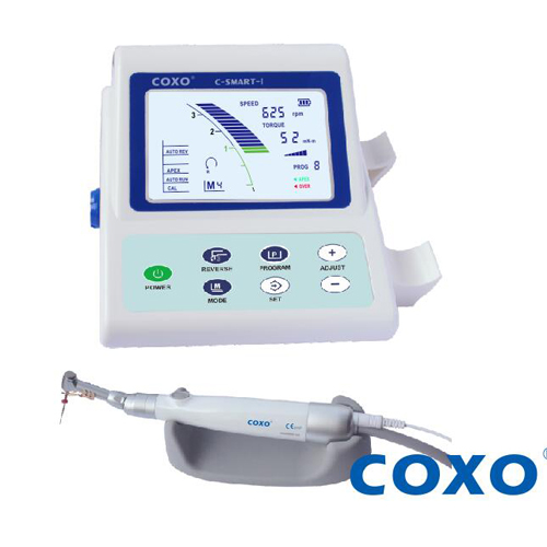 COXO C-Smart-I Upgraded Endodontic Treatment Endo Motor with Apex Locator