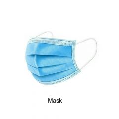 50pcs/box Anti Virus Disposable Surgical Face Masks Dental Dust Flu CE/FDA