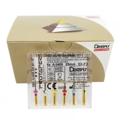 12Packs Dental Dentsply Rotary ProTaper Niti Universal Engine Use File Shapping Finishing Files