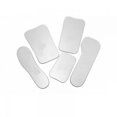 5PCS Dental Stainless Steel Photographic Mirror